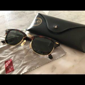 Ray Ban Club Classic sunglasses